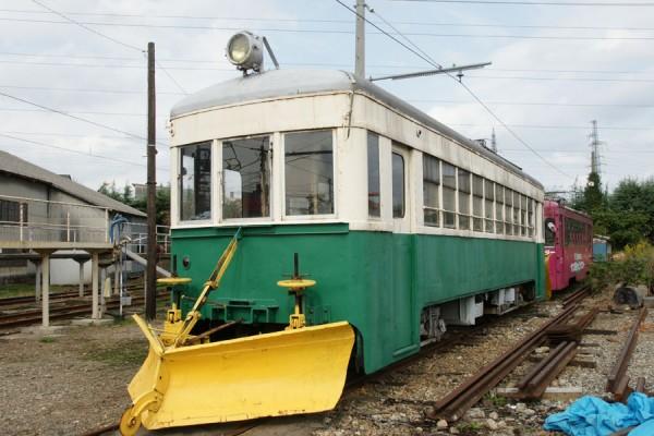 デ5022除雪車
