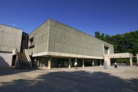 国立西洋美術館外観