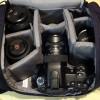 [カメラバッグ] リュック型の Lowepro SlingShot 200AW を購入