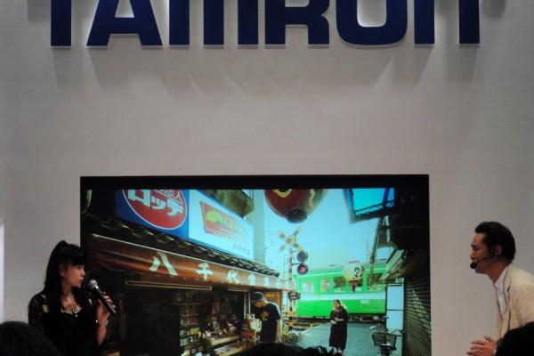 CP+ 2010 タムロンブースのトークショー