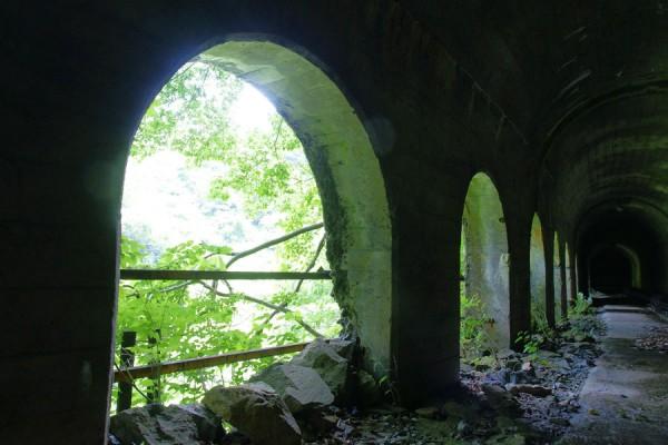 神岡軌道隧道跡