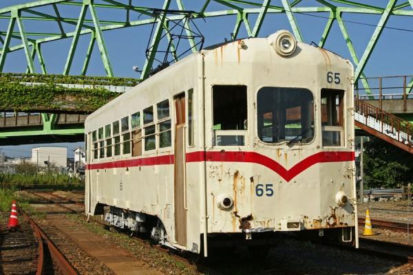 清水鉄道モハ65