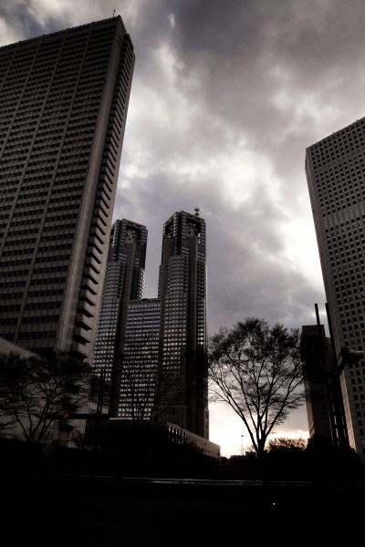 新宿・高層ビル